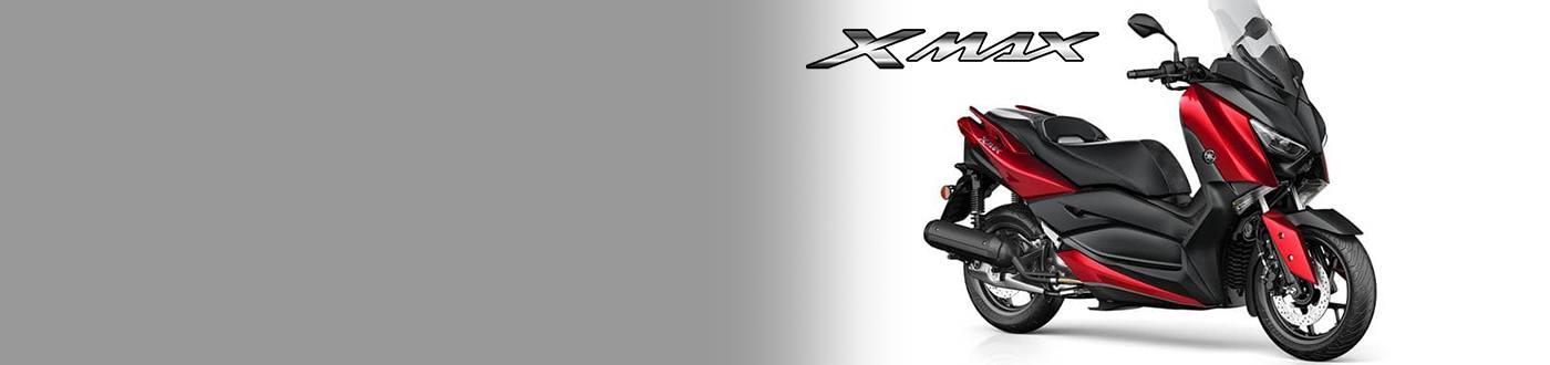 Yamaha XMAX 125-400
