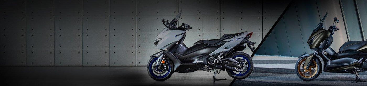 Tout pour Yamaha T-Max & X-Max