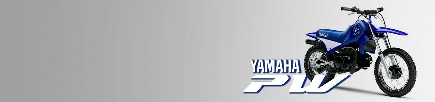 Pièces Yamaha PW 50 et 80cc