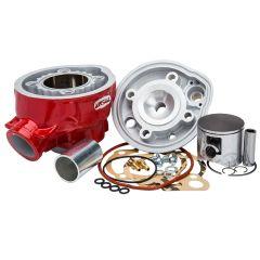 Kit cylindre 80cc Airsal Xtrem Minarelli AM6