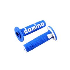 Revêtement de poignée Domino A360 bleu et banc