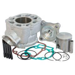 Kit cylindre 80cc Polini Alu Derbi Euro 3