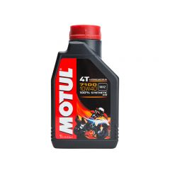 Huile moteur 4T Motul 7100 10W40 1L