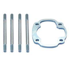 Cale de cylindre Polini Nitro - Aerox 5mm