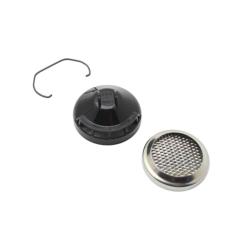 Filtre à air Dellorto SHA 15mm avec couvercle