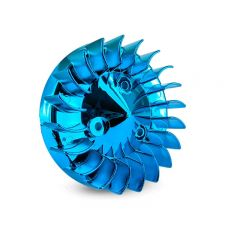 Turbine d'air Booster - Stunt Bleu