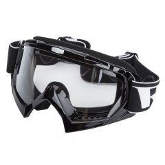 Masque Cross RC Steel Noir