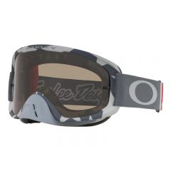 Masque Cross Oakley O Frame 2.0 MX Troy Lee Designs Low Vis écran fumé