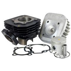 Kit cylindre 70cc Top performances Fonte Peugeot Trekker