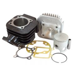 Kit cylindre 70cc Top performances Fonte Racing MBK Booster