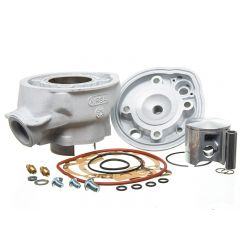 Kit cylindre 80cc Airsal Alu Mono-segment Minarelli AM6