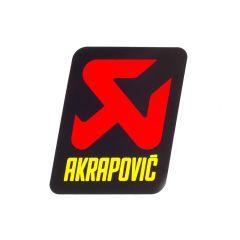 Autocollant Akrapovic 57x60mm