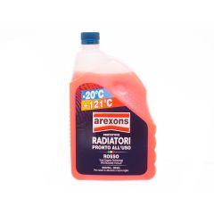 Liquide de refroidissement Arexons 2 litres rouge