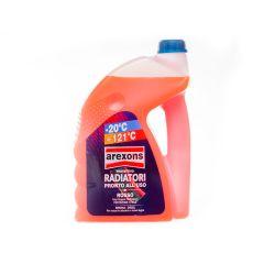 Liquide de refroidissement Arexons rouge 4,5L