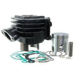 Kit cylindre 50cc Barikit Fonte MBK Booster et Yamaha Bw's sans culasse
