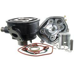 Kit cylindre 50cc Barikit Racing Fonte MBK Nitro et Yamaha Aerox