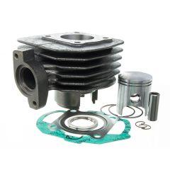 Kit cylindre 50cc Barikit Fonte Peugeot Ludix et Kisbee