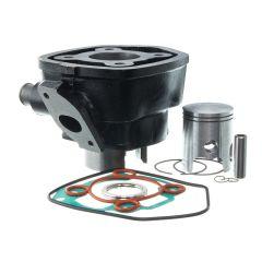 Kit cylindre 50cc Barikit Fonte MBK Nitro et Yamaha Aerox sans culasse