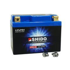 Batterie Lithium Ion Shido LTX4L-BS 12V 1,6 Ah