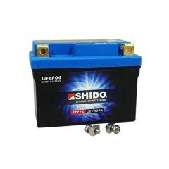 Batterie Lithium Ion Shido LTZ7S 12V 2,4 Ah