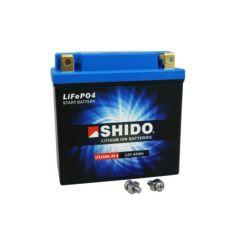 Batterie Lithium Shido LTX14-BS 12V 4Ah