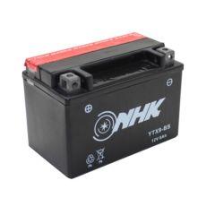 Batterie NHK YTX9-BS 12V 8Ah