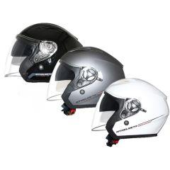Casque Jet MT Helmets Boulevard double écran configurable