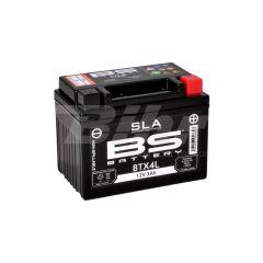 Batterie BS Battery BTX4L