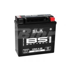 Batterie BS Battery SLA 12N5.5-3B