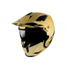 Casque Trial Mt Helmet Streetfighter sv twin modulable or