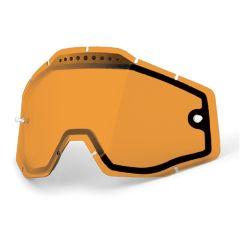 Écran de masque 100% ventilé Transparent Persimmon