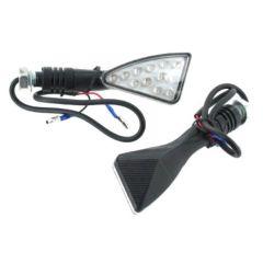 Clignotant LEDS ARC noir