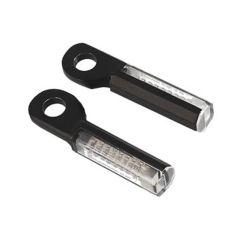 Clignotant LEDs sequentielle metalhorn fixation rétro