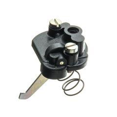 Couvercle de boisseau Dellorto SHA 15mm