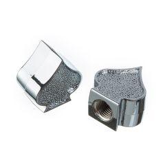 Bouchon de valve WTP Schrader pique argent