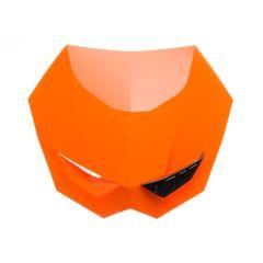 Tête de fourche type KTM orange
