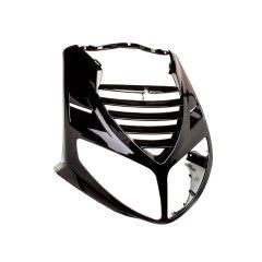 Face avant Peugeot Speedfight 2 noir brillant