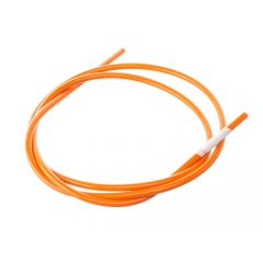 Gaine câble de gaz orange 1M