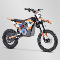 Dirt Bike minicross enfant Apollo RXF Rocket 1300W orange 2021 électrique
