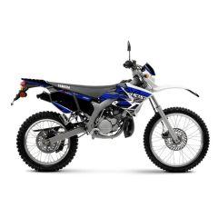 Kit déco Most V2 Yamaha DT pailleté et chromé