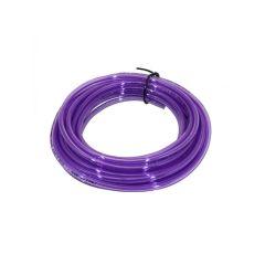 Durite essence renforcée 6 x 9mm violet