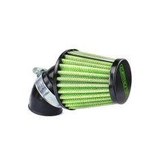 Filtre à air Carenzi type KN diamètre 28-35mm oritentable