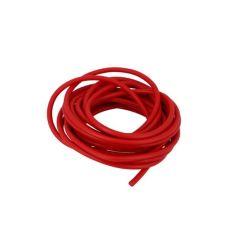 Fil de bougie rouge 1 mètre