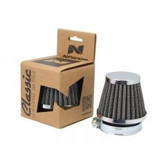 Filtre à air NoEnd classic type KN diamètre 55mm chromé