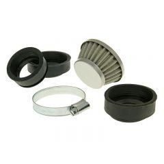 Filtre à air Power Filter 44-54mm gris