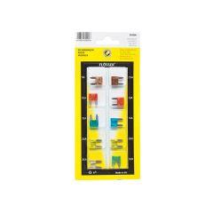 Fusible Plat enfichable miniature 5A à 30A