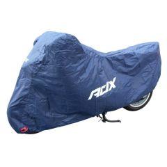 Housse de protection anti pluie scooter et moto 203x89x119 bleu