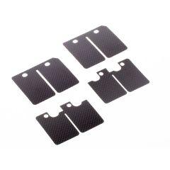 Lamelle de clapet carbone Italkit 21mm à 28mm Derbi