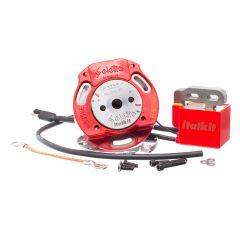 Allumage Italkit Selettra 1 courbe rotor interne Derbi Euro 3 et 4