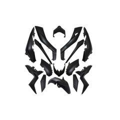 Kit carénage 15 pièces Yamaha X-Max après 2017 noir mat